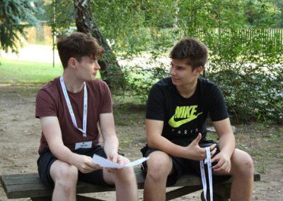 angol tabor diakoknak nyar