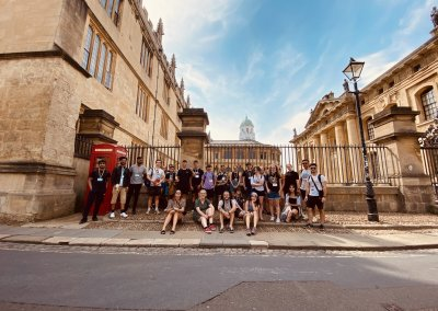 nyelvi utazás Anglia